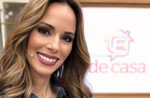 Ana Furtado anuncia retorno ao 'É de Casa' neste sábado (30): 'Bora madrugar'