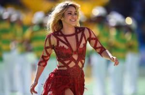 Shakira está grávida de uma menina, diz revista: 'Estão muito felizes'
