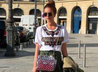 Marina Ruy Barbosa passeia em Paris com look casual e bolsa Valentino. Detalhes!