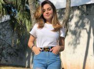 Aos 17 anos, Klara Castanho faz drenagem contra inchaço: 'Retenho líquido'