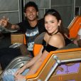 A mudança de Bruna Marquezine para morar com Neymar na França está prevista para agosto