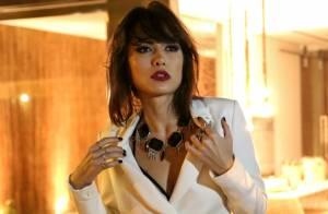 Maria Casadevall posa para grife e fala sobre sua relação com a moda
