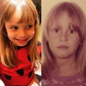 Mariana Bridi mostra foto de infância e se compara à Aurora: 'Vi minha filha'