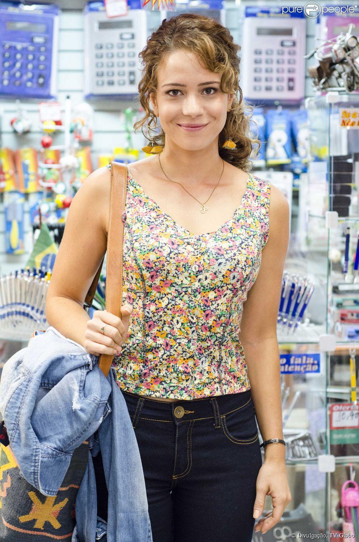 Cristina (Leandra Leal) fica cara a cara com José Alfredo (Alexandre Nero), em 31 de julho de 2014, em 'Império'