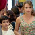 Cristina (Leandra Leal) pode ser filha de José Alfredo (Alexandre Nero) em 'Império'