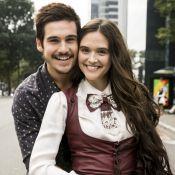 Só amigos! Nicolas Prattes nega namoro com Juliana Paiva: 'Focado na novela'