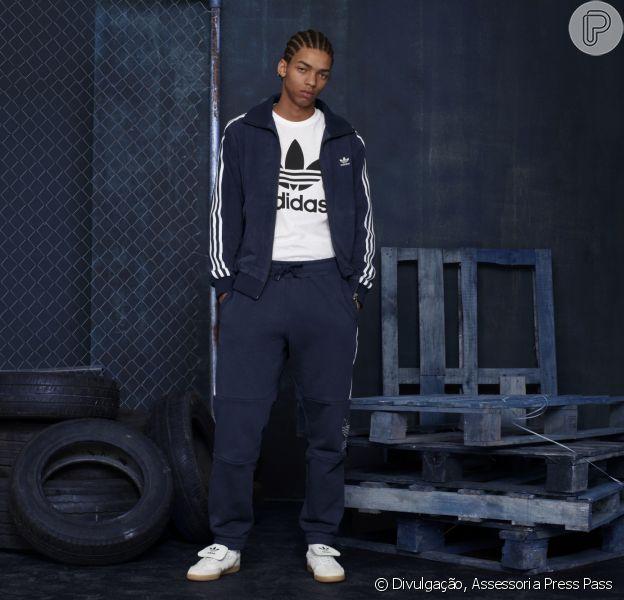 A Adidas Original lança sua nova coleção Adicolor
