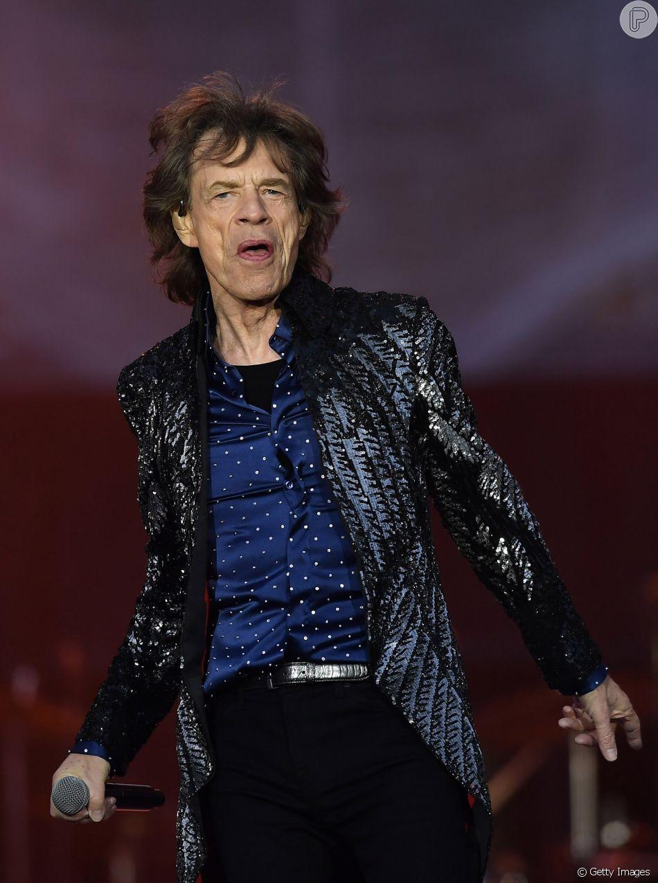 'Além de Mick Jagger estar torcendo para a Inglaterra, o zagueiro chamava-se Stones... não tinha como dar certo', escreveu um fã sobre o cantor