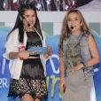 bb8e83e91b0f0 Larissa Manoela comenta que Maisa Silva gravou um filme com o seu namorado