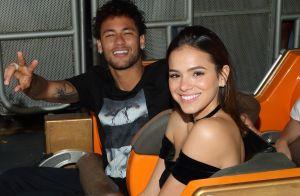Pai de Neymar torce por casamento com Bruna Marquezine: 'Estão crescendo juntos'