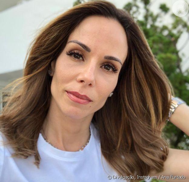 Ana Furtado relatou as escolhas que precisou fazer ao descobrir que estava com câncer de mama