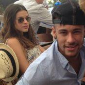 Neymar e Bruna Marquezine almoçam em restaurante de luxo em ilha perto de Ibiza