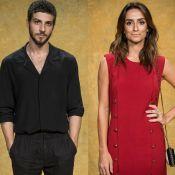 Assessoria de Chay Suede esclarece relação com Camila Lucciola: 'São amigos'