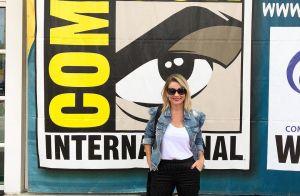 Comparada a Kirsten Dunst, Renata Boldrini lembra presente que ganhou da atriz