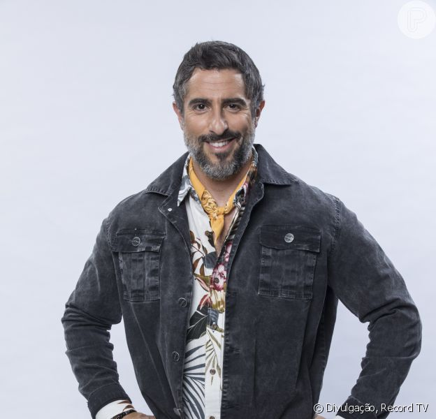 Marcos Mion será o apresentador da décima temporada de 'A Fazenda'