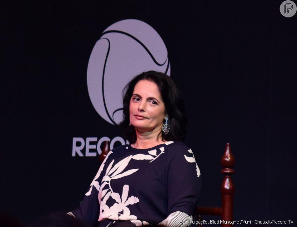 Paula Richard afirma ter criado personagens para a novela 'Jesus', com estreia marcada para esta terça-feira, 24 de julho de 2018: 'O respeito na Bíblia é total. O que não tem lá, a gente inventa'