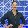 Ivete Sangaloteve dificuldade com salto ao gravar 'The Voice Brasil'