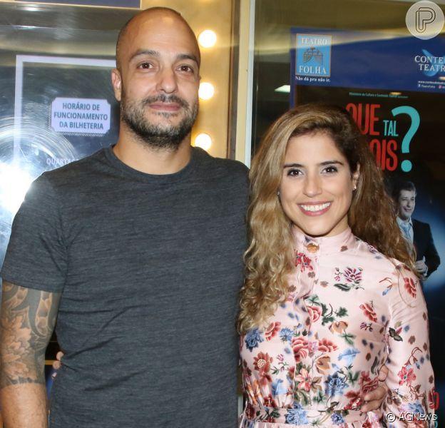 Camila Camargo anunciou casamento com o diretor de produção Leonardo Lessa nesta quinta-feira, 26 de julho de 2018