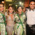 Filha de Zilu e irmã de Wanessa e Igor, Camila Camargo  não via necessidade de casar