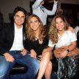 Camilla Camargo, Wanessa e Igor  nasceram em uma família de pessoas famosas