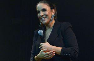Que amor! Ivete Sangalo canta para as filhas gêmeas, Marina e Helena, em vídeo