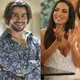 Mariano parabeniza a namorada, Carla Prata, em aniversário: 'Te amo, preta'