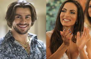 Mariano lamenta distância em aniversário de Carla Prata: 'Logo estamos juntos'