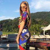 Luísa Sonza usa conjunto Versace em aniversário de Bruna Marquezine. Veja looks!