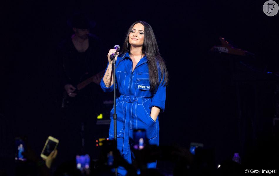 Bailarina de Demi Lovato, Dani Vitale negou ter tido envolvimento em incidente de overdose da cantora