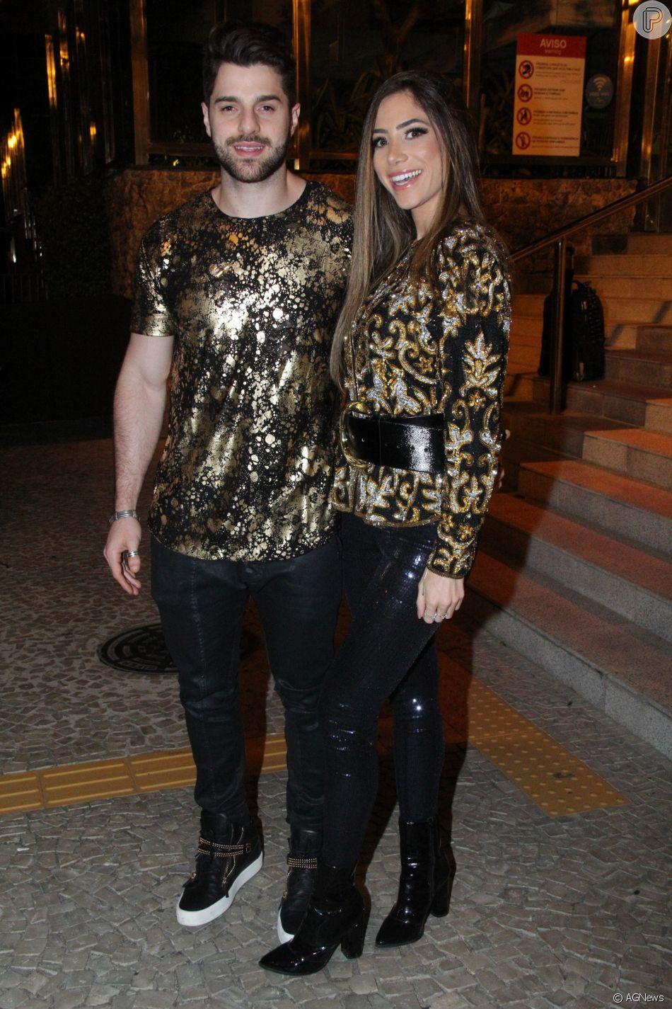 DJ Alok e Romana Novais estão noivos