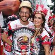 Túlio Gadêlha comemorou oito meses de namoro com Fátima Bernardes