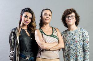 'O Tempo Não Para': Lalá usa casa de Carmen para transar com amante, Vera Lúcia