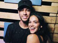 Beijo, careta e coraçãozinho: Marquezine e Neymar se divertem em fotos de cabine