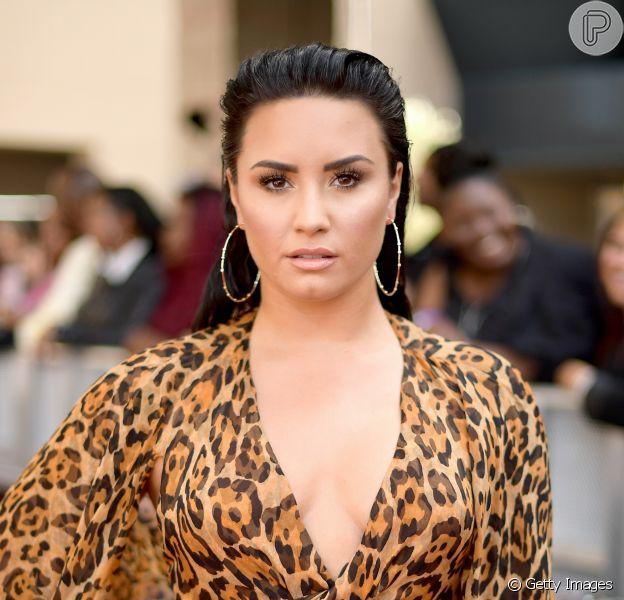 Demi Lovato postou um desabafo em seu Instagram neste domingo, 5 de agosto de 2018