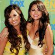 Demi Lovato recebeu o apoio de Selena Gomez