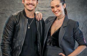 Fãs pedem para Juliana Paiva assumir romance com Nicolas Prattes: 'É namoro'