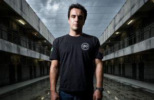Rodrigo Lombardi aconselha filho sobre violência e drogas: 'Não tem como fugir'