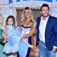 Valentina, filha de Mirella Santos e Wellington Muniz, comemorou os seus 4 anos de vida