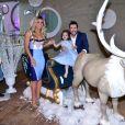 Valentina, filha de Mirella Santos e Wellington Muniz, completou 4 anos