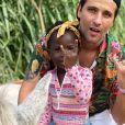 'Ela tem todo o meu jeitinho mas os gostos para esportes radicais, sua hiperatividade, ansiedade e alegria de viver é toda dele', disse  Giovanna Ewbank sobre a relação de Bruno Gagliasso com a filha
