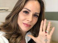 Ana Furtado aponta vitória após 5° sessão de quimio: 'Em busca da minha cura'