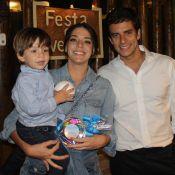 Luma Costa está grávida! Atriz espera 2º filho de Leonardo Martins: 'Felizes'