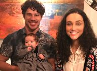 José Loreto se diverte com filha e mostra risada de Bella: 'Tanto amor'. Vídeo!