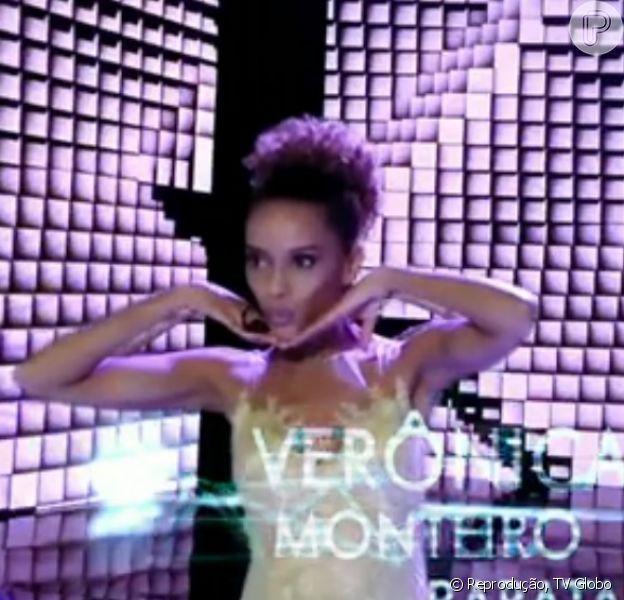 Verônica (Taís Araújo) vai apresentar o programa 'Geração Nem-Nem' no lugar de Pamela Parker-Marra (Cláudia Abreu), em 'Geração Brasil', em 9 de agosto de 2014