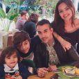 Kelly Key fez a revelação após internautas questionarem por que Suzanna homenageou Mico Freitas no Dia dos Pais