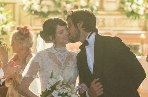 'Orgulho e Paixão': Ernesto leva Ema ao altar em casamento surpresa: 'Gostou?'