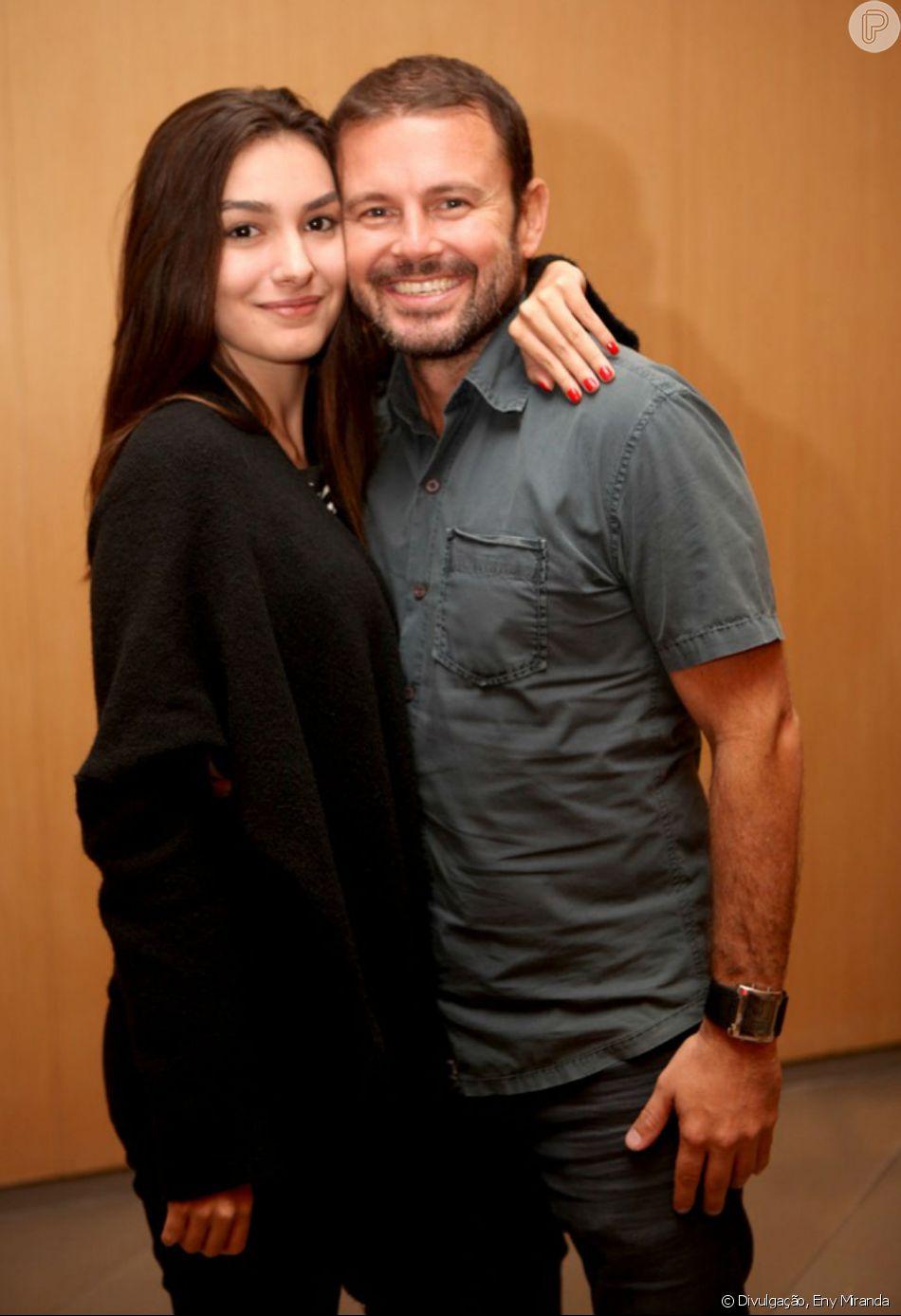 Marina Moschen terminou relacionamento com economista Daniel Nigri