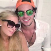 Álvaro Garnero confirma namoro do filho com Paris Hilton: 'Estão empolgados'