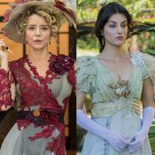 'Orgulho e Paixão': Josephine tenta matar Cecília, mas cai de precipício
