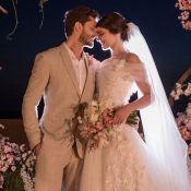 Românticos e apaixonados: veja 5 vídeos do casamento de Camila Queiroz e Klebber